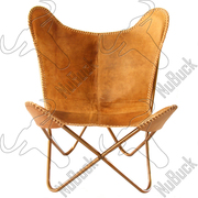 Buy Authentic Vintage Leather Chair Online