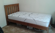 Single bed and Mattress NEW