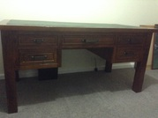 Penshurst Vic. Desk for sale 1600x80x80 excellent condition pickup onl