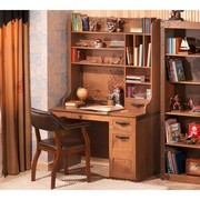 Black Pirate Study Desk Unit - $390