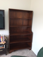 Bookcase Timber