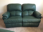 Leather Lounge Recliner