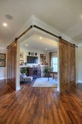 Unique and Stunning Wooden Sliding Doors
