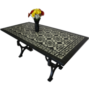 Shop for Handmade Mosaic Tile Outdoor Table