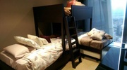 Beautiful and Sturdy Triple Bunk Bed