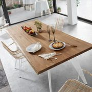 Stylish and Contemporary Custom Made Dining Tables