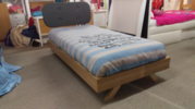 Secure and Comfortable Kid's King Single Bed