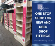 Extensive Selection of Retail Shelving in Melbourne
