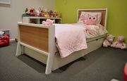 Attractive and Comfortable Kid's King Single Bed
